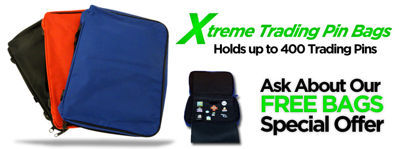Xtreme Trading Pin Bags